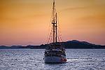 Kreuzfahrt mit der Albatros ab Rijeka  -  Kroatien  Route R7: 1-wöchige Kapitänstour