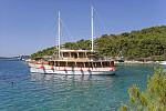 Kreuzfahrten mit der Dalmatino ab Hafen Zadar  -  Kroatien  Einschiffungshafen Zadar