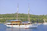 Kreuzfahrten mit der Macek ab Hafen Rijeka  -  Kroatien  Route R4: 2-wöchige Kreuzfahrt