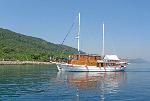 Kreuzfahrten mit der Mirabela ab Hafen Trogir  -  Kroatien  Route T2: 1-wöchige Kreuzfahrt