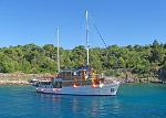 Kreuzfahrten mit der Mirabela ab Hafen Trogir  -  Kroatien
