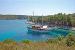 Kreuzfahrten mit der Mirabela ab Hafen Trogir  -  Kroatien  Einschiffungshafen Trogir