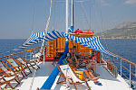 Kreuzfahrten mit der Mirabela ab Hafen Trogir  -  Kroatien  Buchbare Kreuzfahrten auf der Mirabela:
