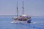 Kreuzfahrten mit der Orion ab Hafen Trogir  -  Kroatien  Route T3: 1-wöchige Kreuzfahrt