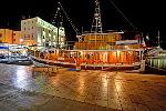 Kreuzfahrten mit der Orkan ab Hafen Trogir  -  Kroatien  Tour T3: 1-wöchige Kreuzfahrt