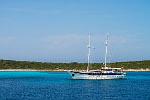 Kreuzfahrten mit der Kapetan Kuka ab Hafen Rijeka  -  Kroatien  Der Motorsegler: MS Kapetan Kuka