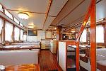 Kreuzfahrten mit der Kapetan Kuka ab Hafen Rijeka  -  Kroatien  Route R9: 1-wöchige Familien-Kreuzfahrt