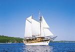 Kreuzfahrten mit der Poseidon ab Hafen Rijeka  -  Kroatien  Der Motorsegler: