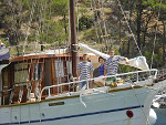 Kreuzfahrten mit der Pravedan ab Hafen Trogir  -  Kroatien  Einschiffungshafen Trogir