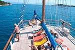 Kreuzfahrten mit der Sagena ab Hafen Zadar  -  Kroatien