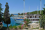 Kreuzfahrten mit der MS Aria ab Rijeka  -  Kroatien  Motorsegler MS Aria