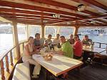 Kreuzfahrten mit der Zelenbor ab Hafen Rijeka  -  Kroatien  Route R7: 1-wöchige Kapitänstour