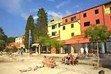 Hotel Jadran  - Njivice / Insel Krk Kroatien (Kvarner Bucht) Lage:
