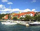 Hotel Jadran  - Njivice / Insel Krk Kroatien (Kvarner Bucht) Strand: