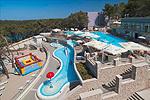 Family Hotel Vespera  - Mali Losinj / Insel Losinj Kroatien (Kvarner Bucht) Lage: