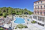 Grand Hotel Imperial  - Rab / Insel Rab Kroatien (Kvarner Bucht) Lage: