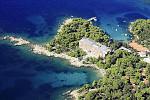 Hotel Carolina - Ferienanlage Suha Punta  - Rab / Insel Rab Kroatien (Kvarner Bucht) Strand:
