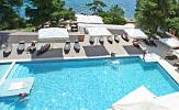 Hotel Carolina - Ferienanlage Suha Punta  - Rab / Insel Rab Kroatien (Kvarner Bucht) Ausstattung: