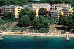 Hotel Donat - Ferienanlage Borik  - Zadar Kroatien (Dalmatien) Lage: