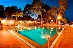 Hotelanlage Punta  - Vodice Kroatien (Dalmatien) Strand: