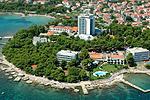 Hotelanlage Punta  - Vodice Kroatien (Dalmatien) Lage: