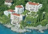 Adria-Relax-Resort Miramar  - Opatija Kroatien (Kvarner Bucht) Lage: