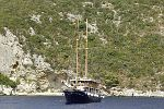 Kreuzfahrten mit der Kruna Mora  -  Kroatien