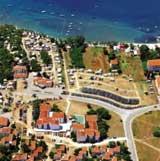 Hotel Omorika  - Punat / Insel Krk Kroatien (Kvarner Bucht) Lage:
