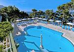 Bluesun Hotel Berulia  - Brela Kroatien (Dalmatien) Strand:
