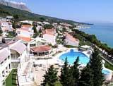 Blue Sun Holiday Village Afrodita  - Tucepi Kroatien (Dalmatien) Lage: