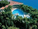 Hotel Croatia  - Cavtat Kroatien (Dalmatien) Lage: