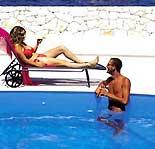 Hotel Pastura  - Postira / Insel Brac Kroatien (Dalmatien) Sport: