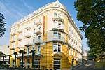 Hotel Bristol  - Opatija Kroatien (Kvarner Bucht) Lage: