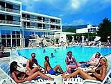 Blue Sun Hotel Borak  - Bol / Insel Brac Kroatien (Dalmatien) Lage: