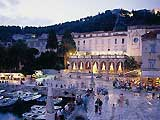 Hotel Palace  - Insel Hvar Kroatien (Dalmatien) Strand: