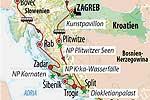 11-Tage Kroatien - kleines, großes Land  -  Kroatien  Kroatien - kleines, großes Land
