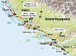 15-Tage Impressionen in Kroatien und Herzegowina  -  Kroatien  Impressionen in Kroatien und Herzegowina