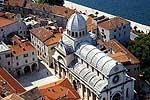 15-Tage Impressionen in Kroatien und Herzegowina  -  Kroatien  3. Tag: Krka-Wasserfälle - Sibenik
