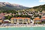 Atrium Residence Baska  - Baska / Insel Krk Kroatien (Kvarner Bucht) Lage: