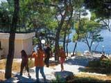 Appartements Fontana<br>Ferienanlage Fontana  - Jelsa / Insel Hvar Kroatien (Dalmatien) Einrichtungen: