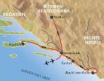 Dalmatien zum Kennenlernen  -  Kroatien  Dalmatien zum Kennenlernen