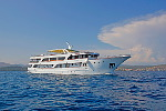 Kreuzfahrten mit der Mystic ab Hafen Trogir  -  Kroatien  Die Motoryacht