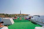 Kreuzfahrten mit der Mystic ab Hafen Trogir  -  Kroatien  Buchbare Kreuzfahrten auf der Mystic: