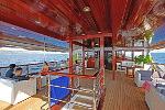 Kreuzfahrten mit der Mystic ab Hafen Trogir  -  Kroatien