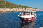 Motoryacht Vilma - Kreuzfahrten Kroatien ab/an Haf  -  Kroatien  Einschiffungshafen Trogir: