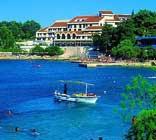 Hotel Liburna  - Korcula / Insel Korcula Kroatien (Dalmatien) Strand: