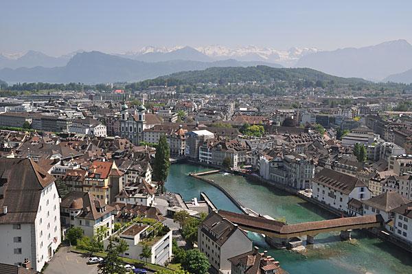 Die Große Schweizrundreise - 10 Tage Rundreise